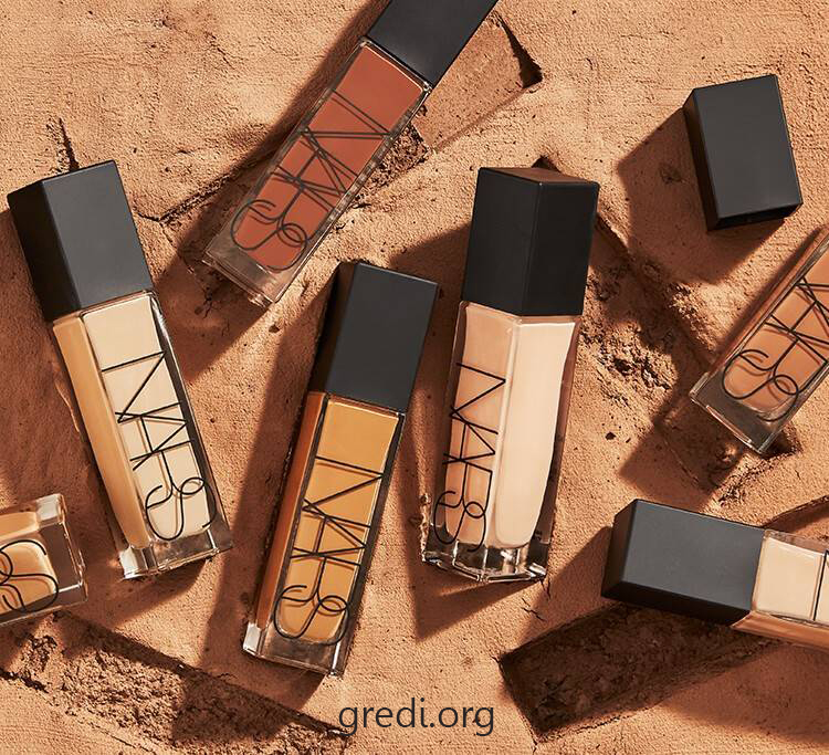 รองพื้น NARS NATURAL RADIANT LONGWEAR FOUNDATION