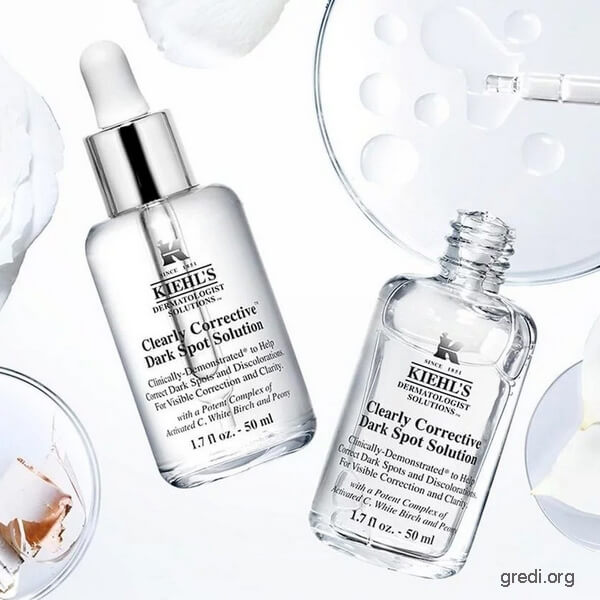 Kiehl 's Clearly Corrective