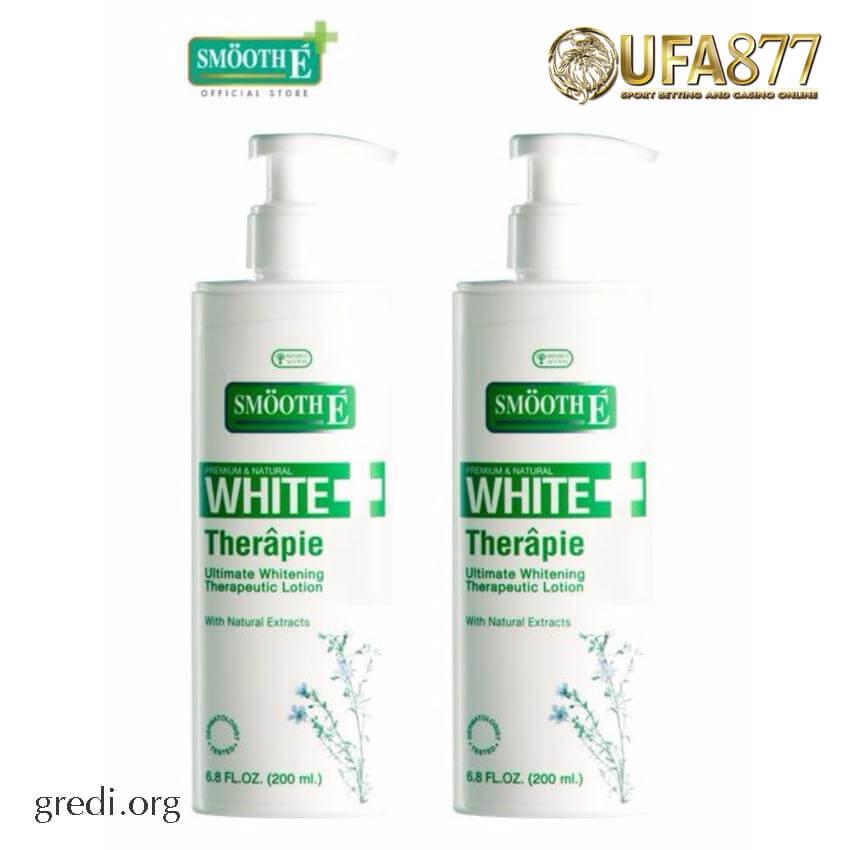 Smooth E White Therapie