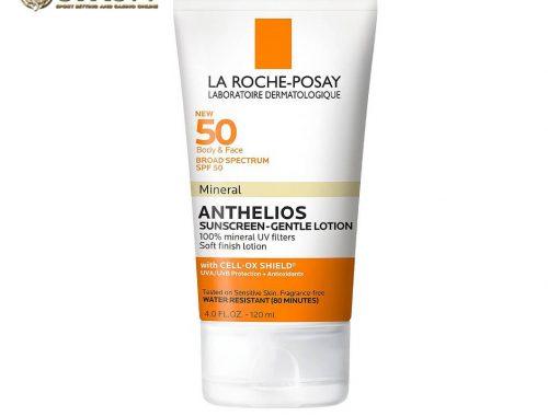 La Roche-Posay Sunscreen Fluid Mineral SPF