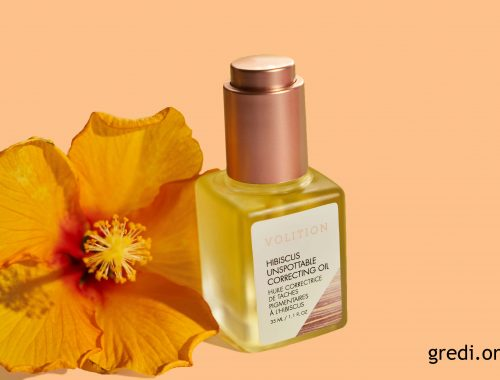 Volition Beauty Hibiscus Unspottable Correcting Oil