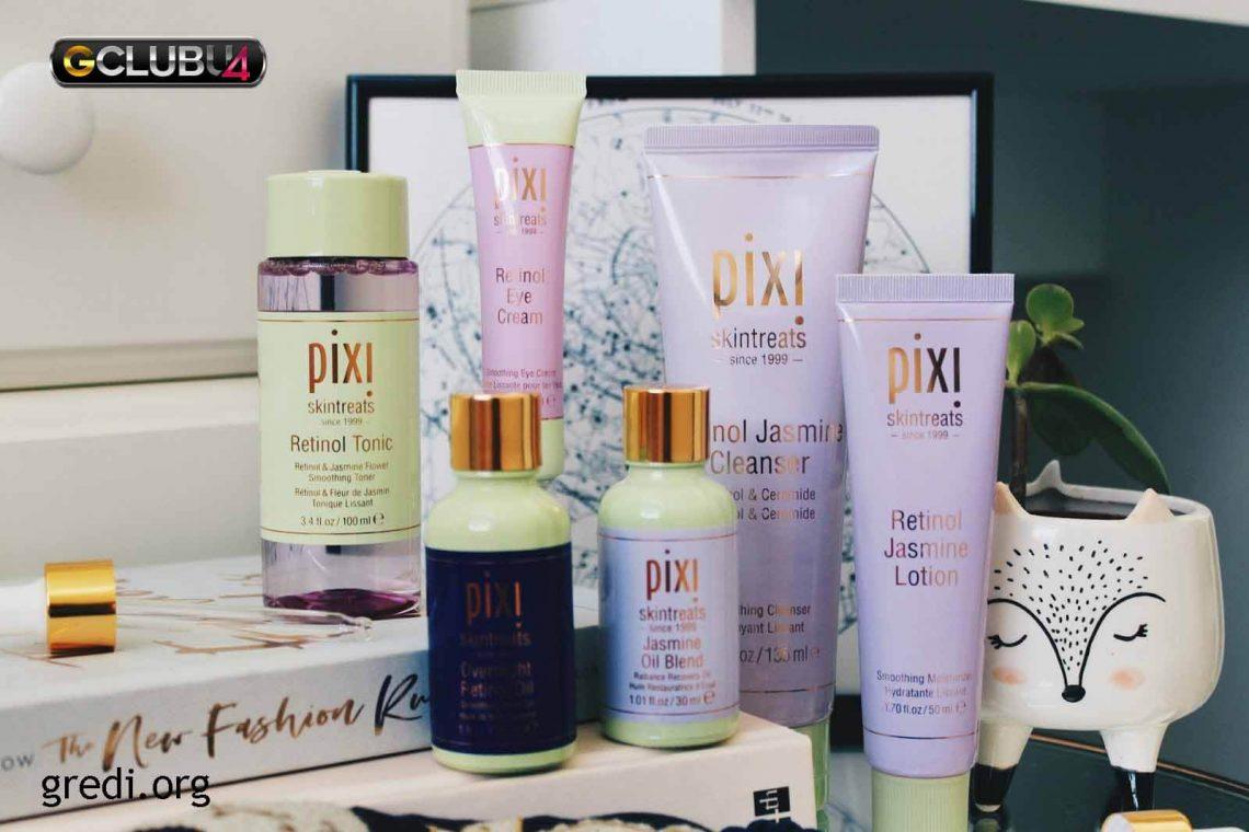 Pixi Beauty Retinol & Jasmine Collection