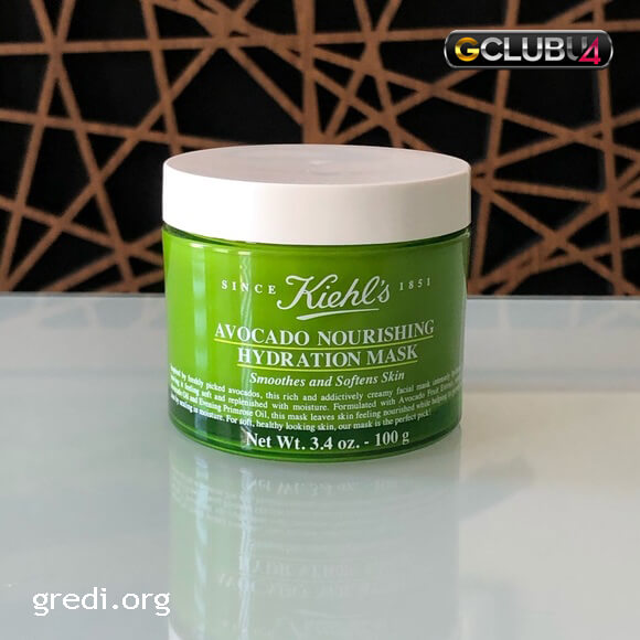 Kiehl's Avocado Nourishing Hydrating Mask