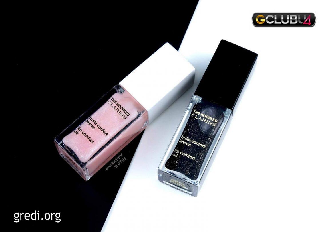 Clarins x The Kooples Instant Light Lip Comfort Oil