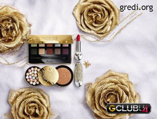 Guerlain Holiday 2020 Golden Bee Collection