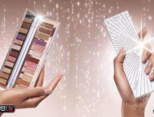Holiday 2020 Instant Eye Palette Bejeweled Eyes to Hypnotise