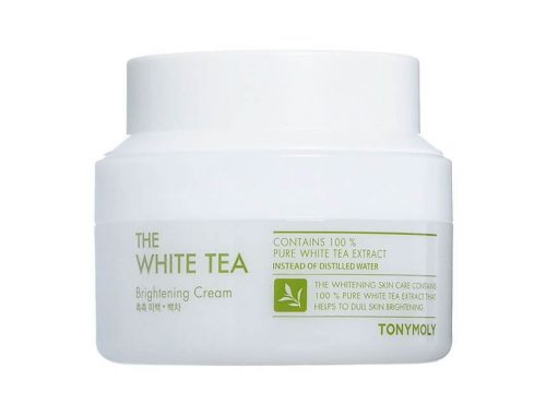 Tony Moly The White Tea Brightening Cream