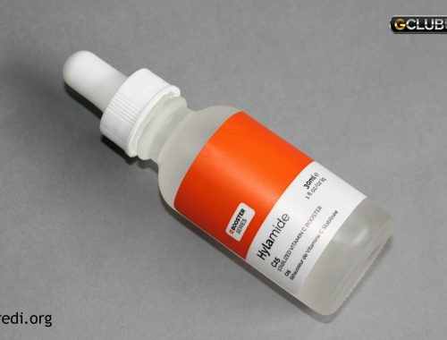 Hylamide C25 Booster (Vitamin C Derivative Serum)