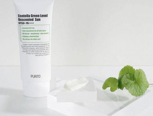 PURITO Centella Green Level Unscented Sun SPF50 + PA ++++