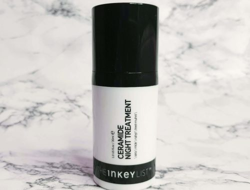 Inkey List Ceramide Night Treatment