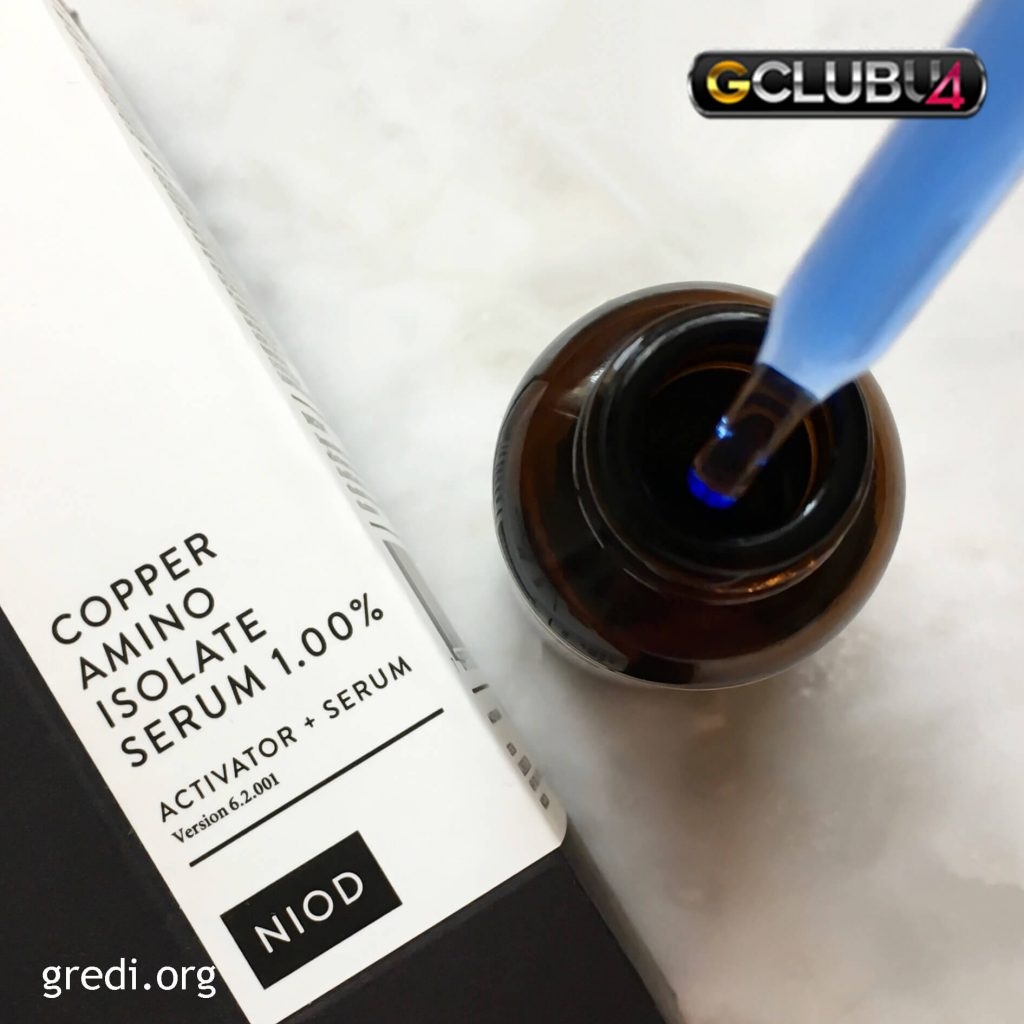 Niod Copper Amino Isolate Serum - CAIS2