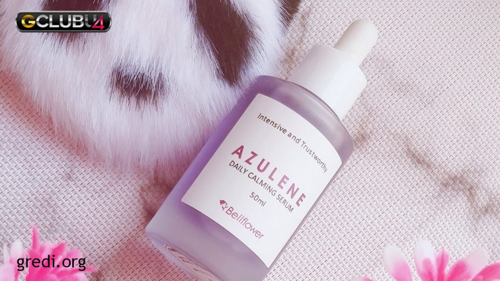 Bellflower Azulene Daily Calming Serum