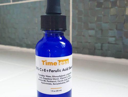 Timeless Skin Care – 20% Vitamin C + E Ferulic Acid Serum