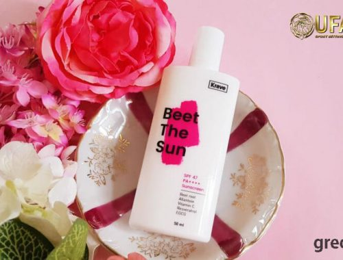 Krave Beauty – Beet the Sun SPF 50+ PA++++
