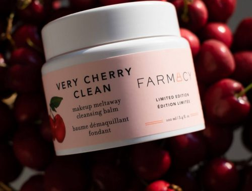 Farmacy Very Cherry Clean Makeup