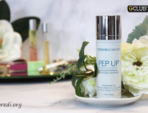 PEP UP Collagen Renewal Face & Neck Treatment