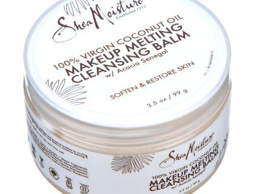 SheaMoisture Makeup Melting Cleansing Balm
