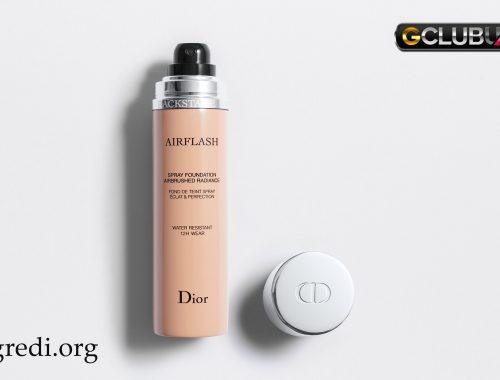 Dior Diorskin Airflash Spray Foundation สเปรรองพื้น